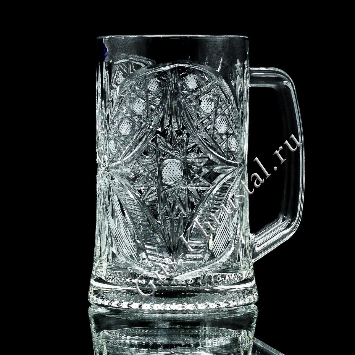 Кружка Для Пива Хрустальная