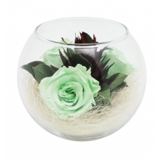 Ваза Шар 1 литр (стекло)